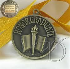 graduation medallion honor graduate medallion for high school homeschool graduation