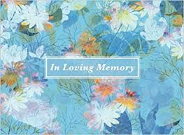 guest books for memorial service in loving memory funeral guest book memorial service book