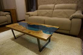 Buy A Coffee Table Coffee Table The River Shop On Livemaster With Shipping