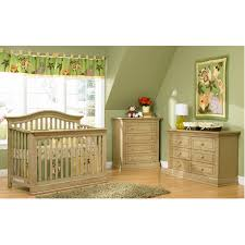 Convertible Crib Full Size Bed by Dakota Collection Driftwood Love This Crib Turns In To A