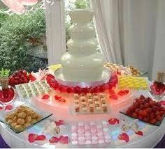 chocolate rentals chocolate rental wedding rentals dayton cincinnati