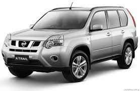 nissan x trail history of model photo gallery and list of