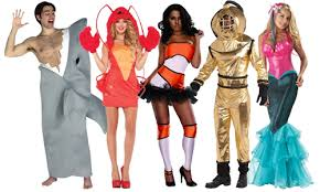 costume ideas for large groups we care