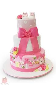 baby booties baby shower cake custom baby shower cakes