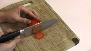 messer test yari santoku youtube