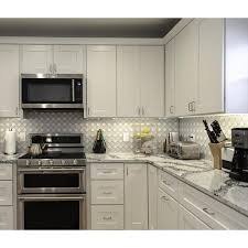 semi custom kitchen cabinets design house brookings ready to assemble 12x36x24 in shaker style kitchen blind wall cabinet 1 door in white