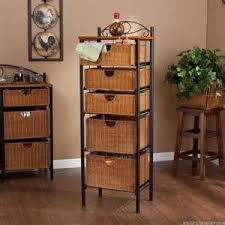 Rattan Bathroom Furniture Rattan Bathroom Cabinets Tsc