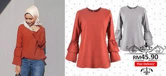 baju kurung moden zaman sekarang 10 trend baju raya zaman sekarang mukah pages informasi media