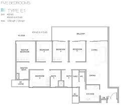 floorplan layout floorplan kingsford waterbay floor plan layout project brochure