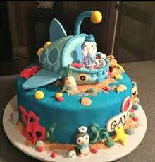 octonauts birthday cake featured octonauts gup a birthday cake idea