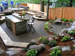 download landscaped patios garden design