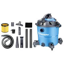 Shop Vacs At Lowes by Vacmaster 12 Gal Wet Dry Vacuum With Detachable Blower Vbv1210