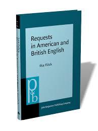 Morgan Kaufmann Desk Copy Requests In American And British English A Contrastive Multi