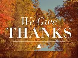 thanksgiving give thanks we give thanks christian bulletin harvest fall church bulletin