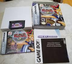 yu gi oh the eternal duelist soul nintendo game boy advance 2002