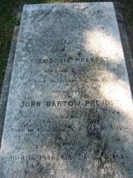 theodosia bartow prevost john bartow prevost 1766 1825 find a grave memorial
