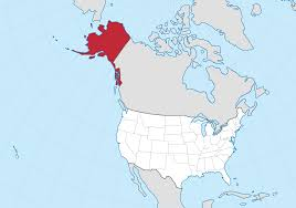 Alaska Cities Map by List Of Alaska State Symbols Wikipedia