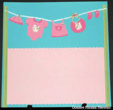 shower borders images throwing a baby shower image bridal clipart