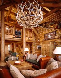 capture symphony texas log home interior sashco