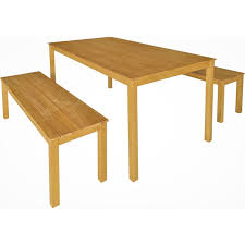 Outdoor Furniture At Bunnings - find marquee 3 piece timber bench setting at bunnings warehouse