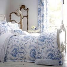 dorma toile blue duvet cover dunelm