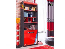 libreria ragazzi cilek racer chion libreria per bambini rosso cil 20 35 1501 00