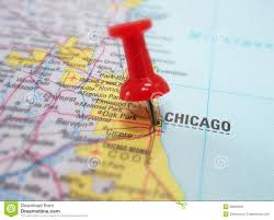 Chicago Shootings Map by Chicago Map Stock Photos Images U0026 Pictures 180 Images