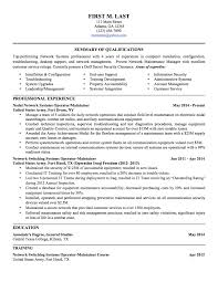 best resume examples for your job search livecareer college