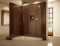 Large Shower Doors Sliding Glass Shower Door Installation Repair Va Md Dc