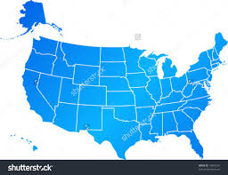 Alaska And Usa Map by Top 65 United States Clip Art Free Clipart Image