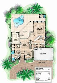 mediterranean house plans with pool mediterranean house plans unique mediterranean house plans home