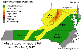 maryland foliage map 2015 fall color report wataugaonline