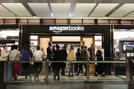 why is amazon building bookstores