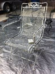 Wrought Iron Patio Table Set how to paint patio furniture with chalk paint iron patio