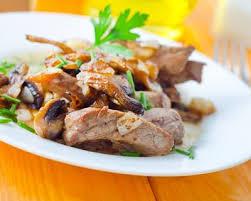 cuisiner une selle d agneau recette selle d agneau forestière
