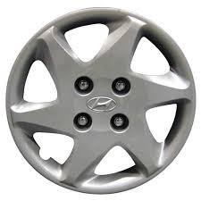 2005 hyundai elantra plastic hubcap wheel cover 15 inch 55553