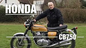honda 750 honda u0027cb750 four u0027 1975 750cc bike review youtube