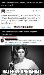 Princess Leia Meme - 9gag on twitter badass princess leia is badass https t co