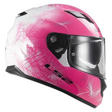pink motocross helmets ls2 womens ff328 stream wind helmet full face motorcycle