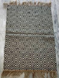 Jute Kitchen Rug Doormats Non Slip Indoor Outdoor Floor 100 Jute Door Mats Hall