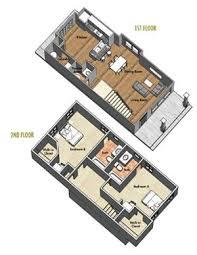 D3 Js Floor Plan 14fiftyone Student Living Apartments 1451 Centre Place Dr Denton