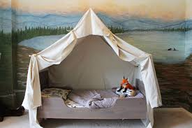 diy canopy bed tent designs