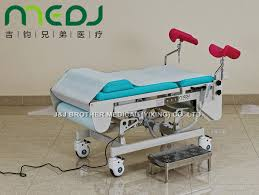 massage table with stirrups multipurpose urology gynecological exam table remote control