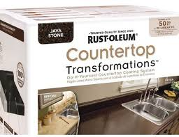 kitchen countertop ideas the five best diy countertop resurfacing kits