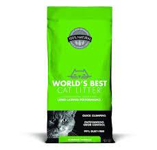 amazon com world u0027s best cat litter 391032 clumping litter