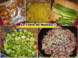 cuisiner celeri branche tarte au céleri en branche et pommes de terre la table de mamou