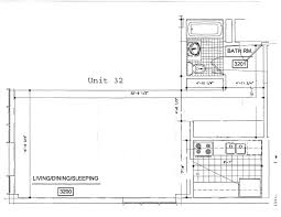 floor plans of 580 north apartments in lake forest il