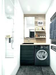 bathroom laundry room ideas bathroom laundry combo tbya co