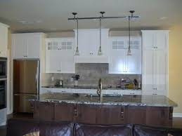 kitchen island track lighting track lighting in kitchen size of pendant island remodel 7