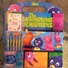 backyardigans activity book sale 90